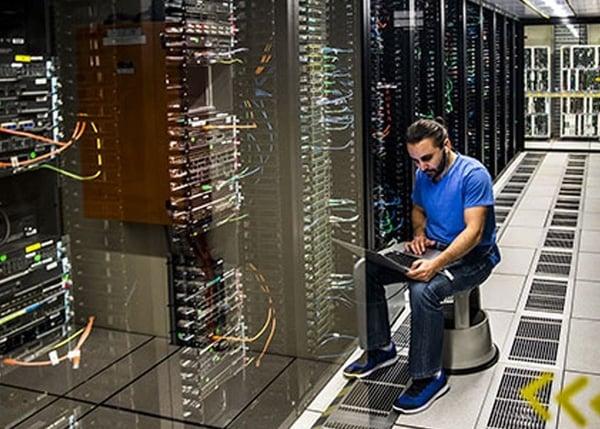 Data Center Hacker Image