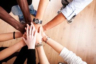valores en la organizacion
